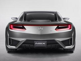 Ver foto 2 de Acura NSX Concept 2012