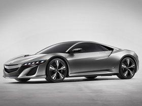 Ver foto 1 de Acura NSX Concept 2012
