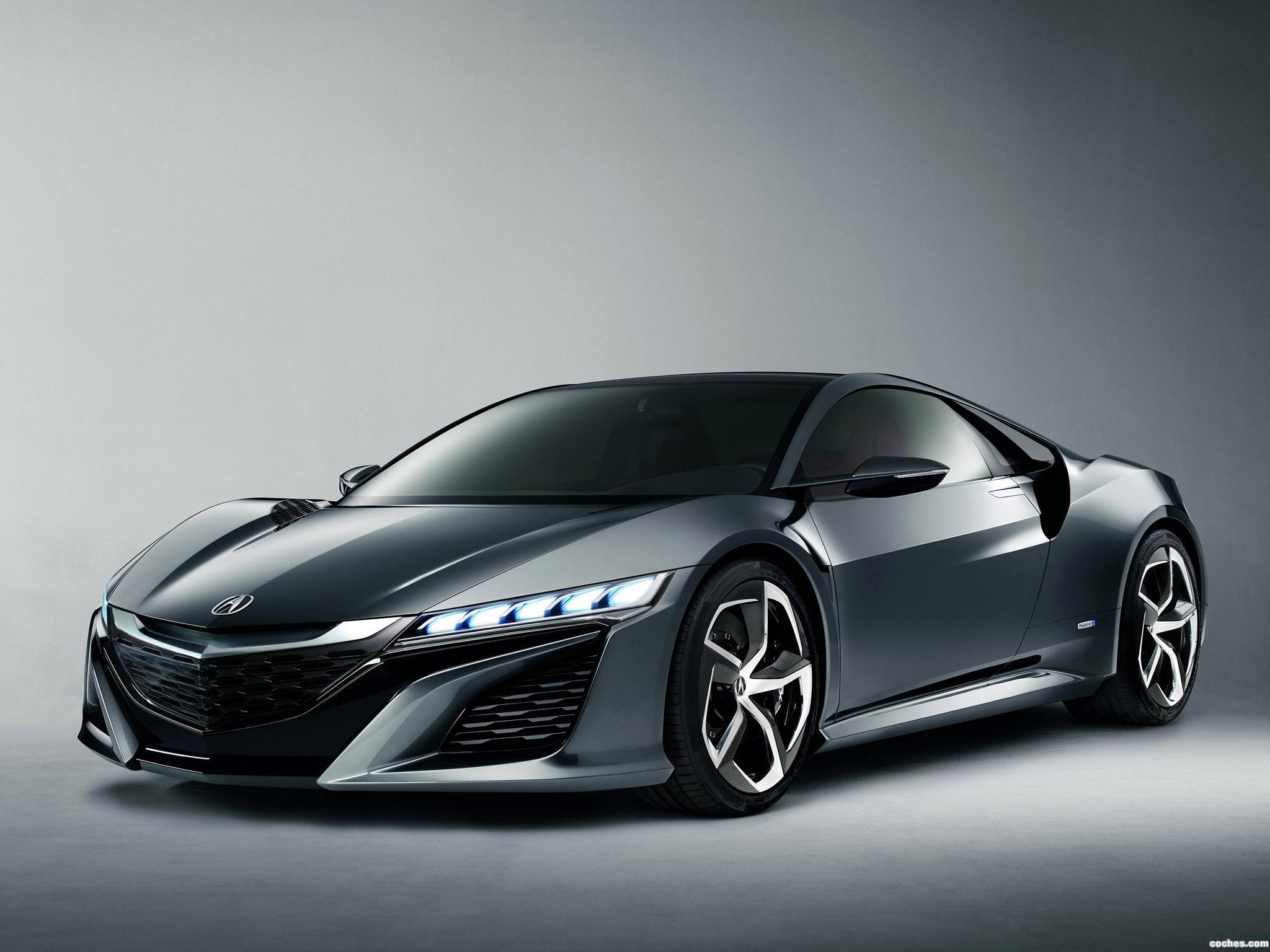 Foto 0 de Acura NSX Concept 2013