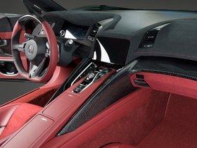 Ver foto 4 de Acura NSX Concept 2013