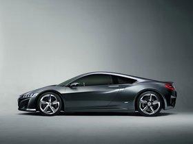 Ver foto 3 de Acura NSX Concept 2013