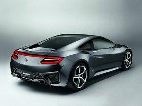 Ver foto 2 de Acura NSX Concept 2013