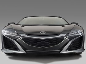 Ver foto 7 de Acura NSX Concept 2013
