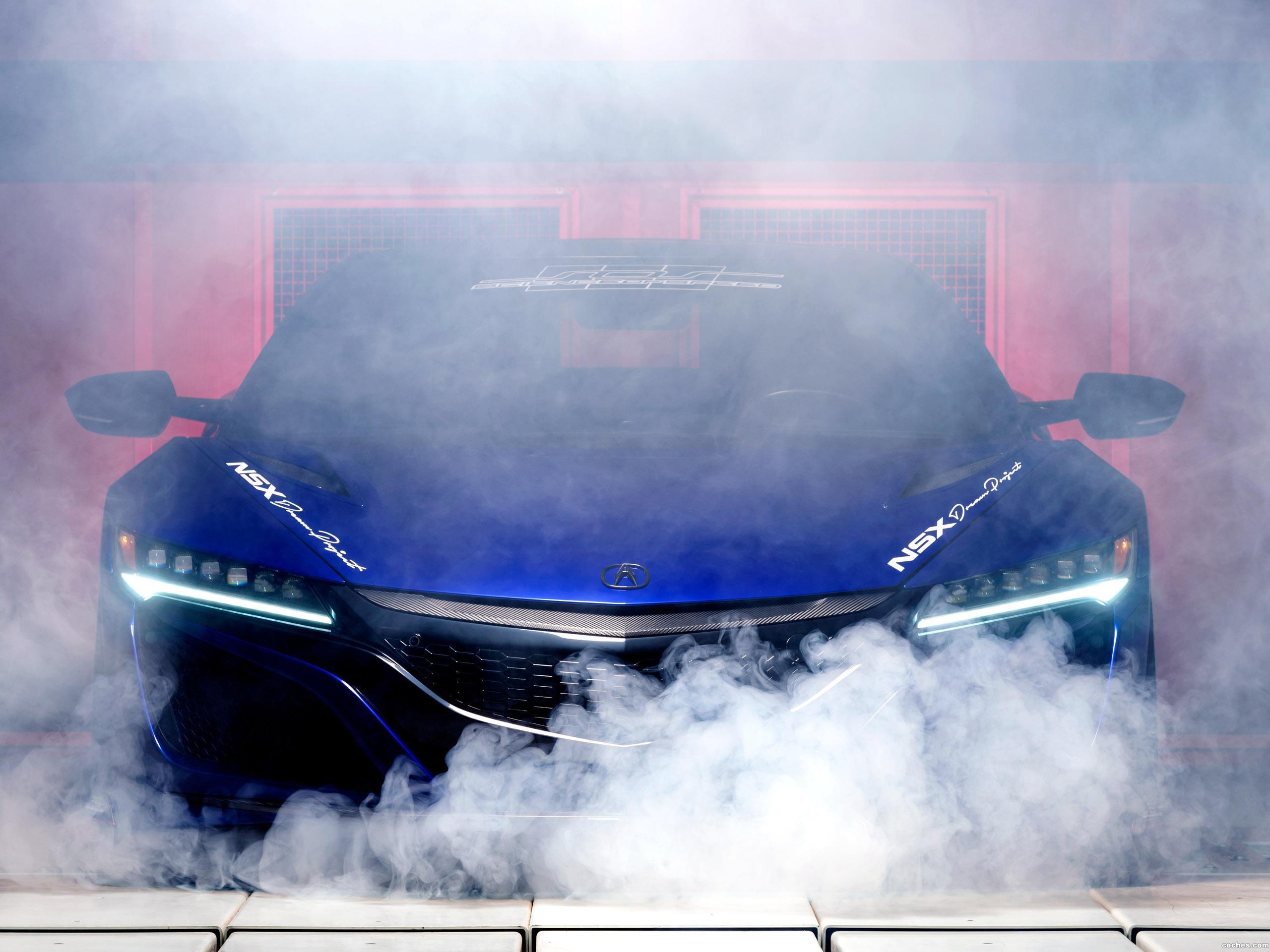 Foto 2 de Acura NSX Dream Project Scienceofspeed 2017