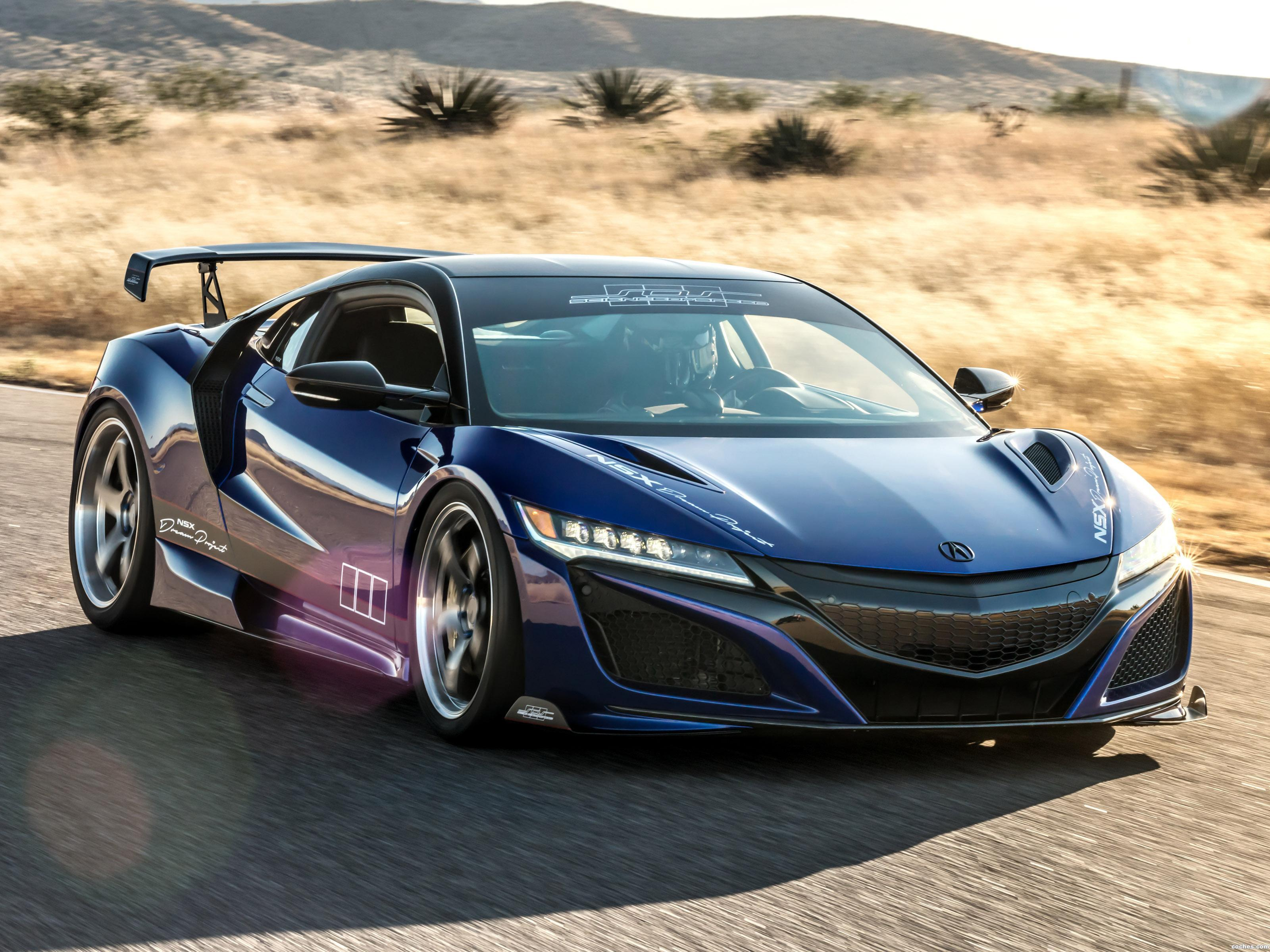 Foto 0 de Acura NSX Dream Project Scienceofspeed 2017