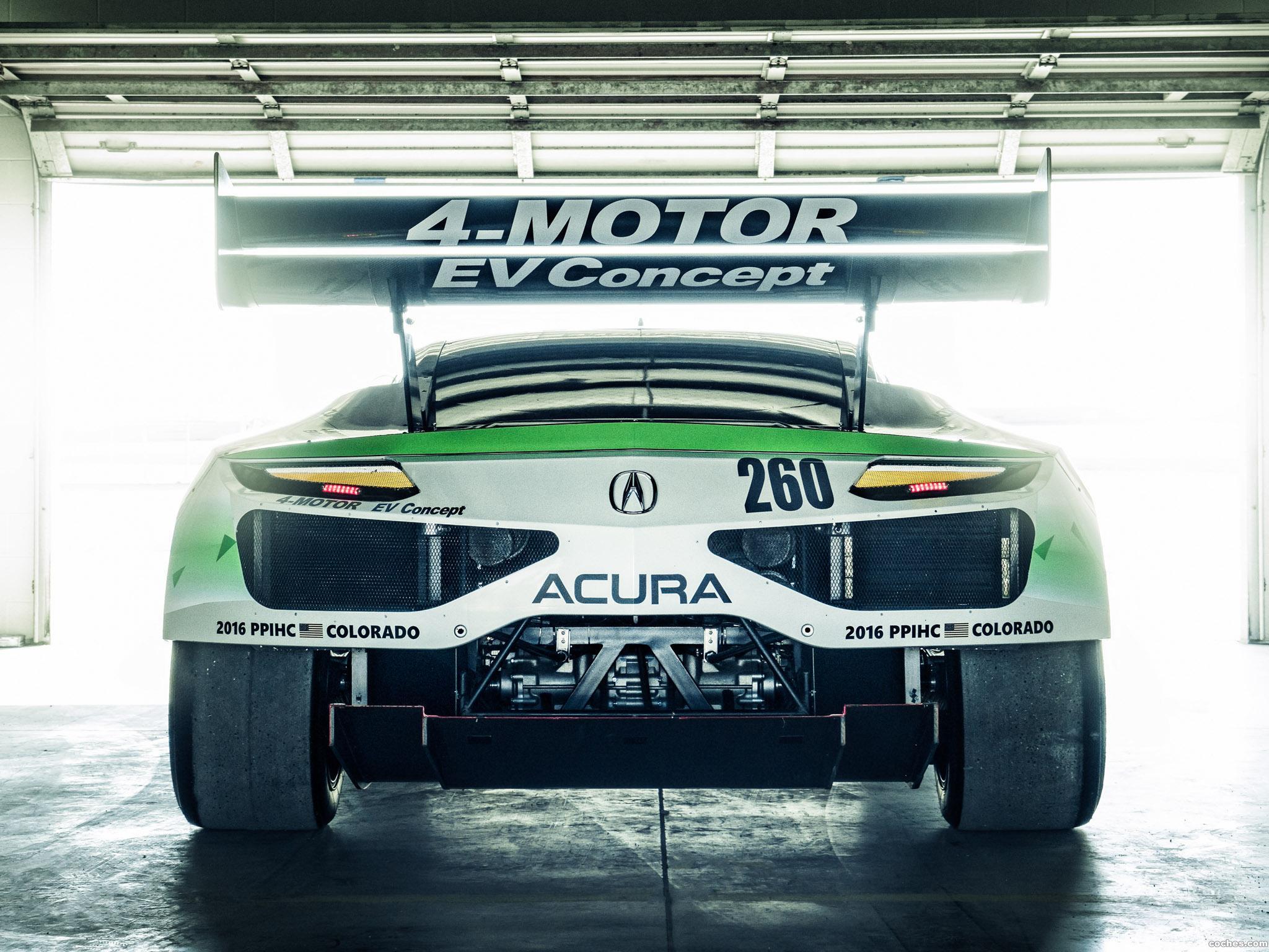 Foto 4 de Acura NSX EV Concept
