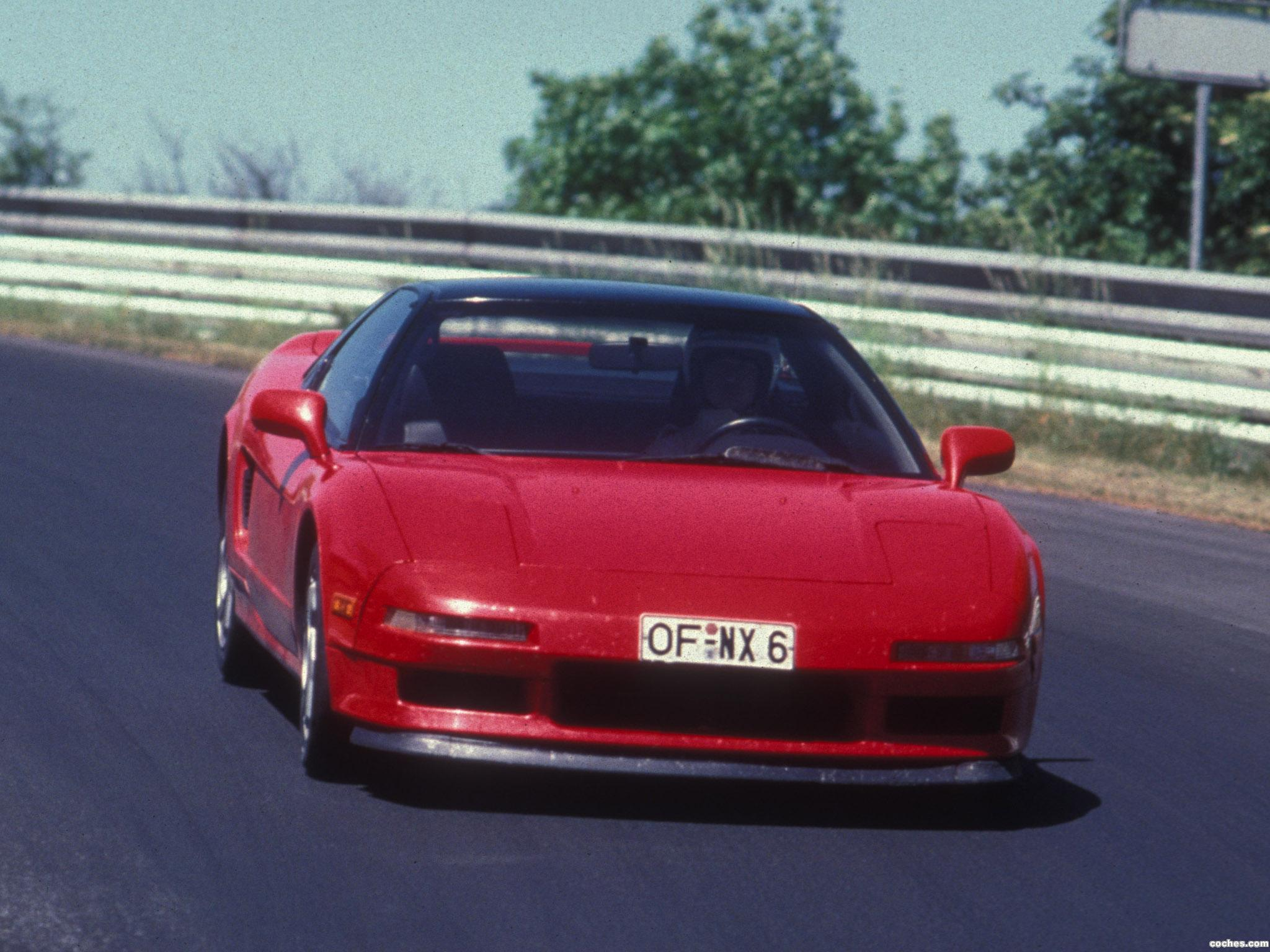 Foto 9 de Acura NSX Prototype 1989