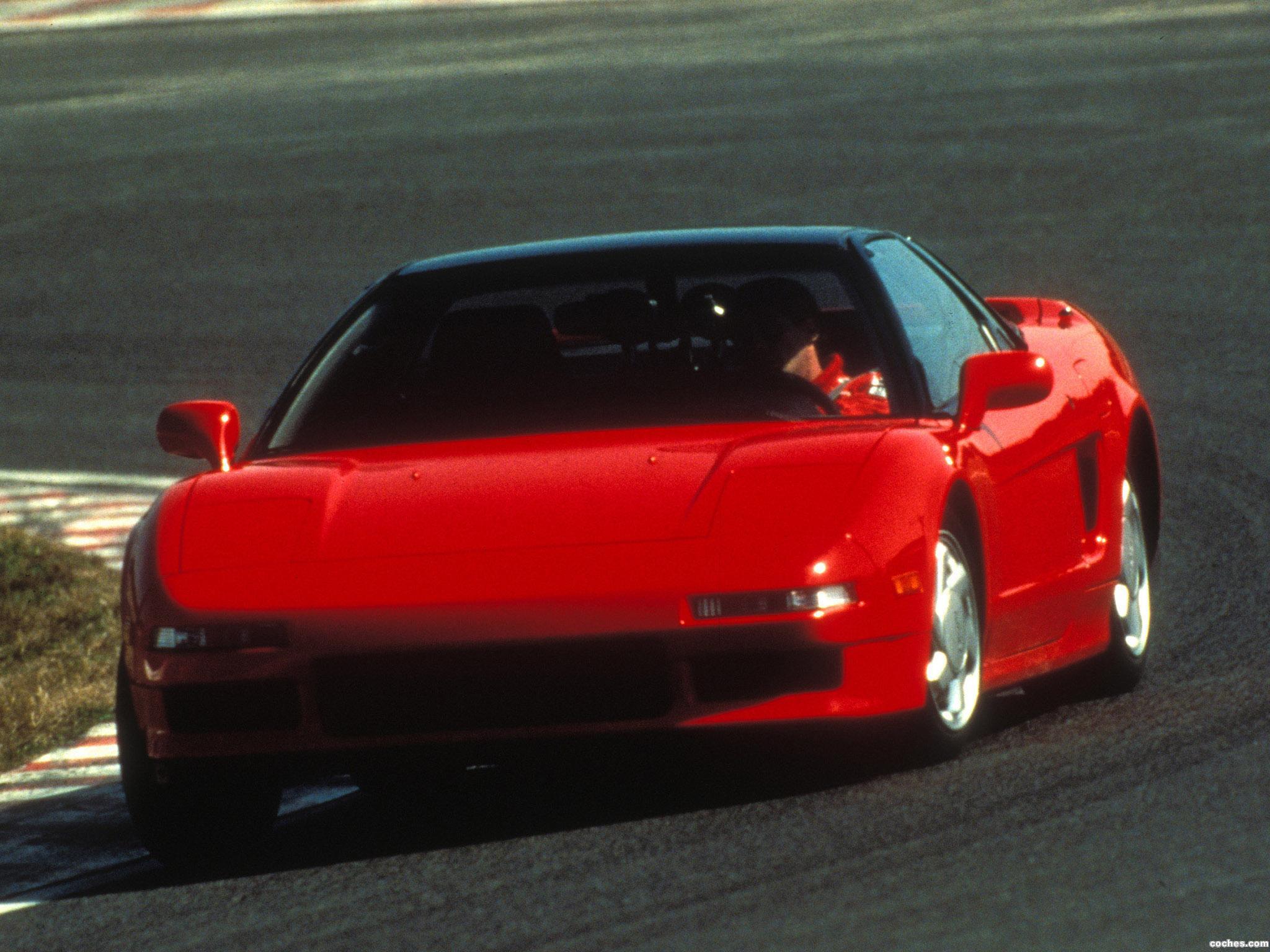 Foto 0 de Acura NSX Prototype 1989