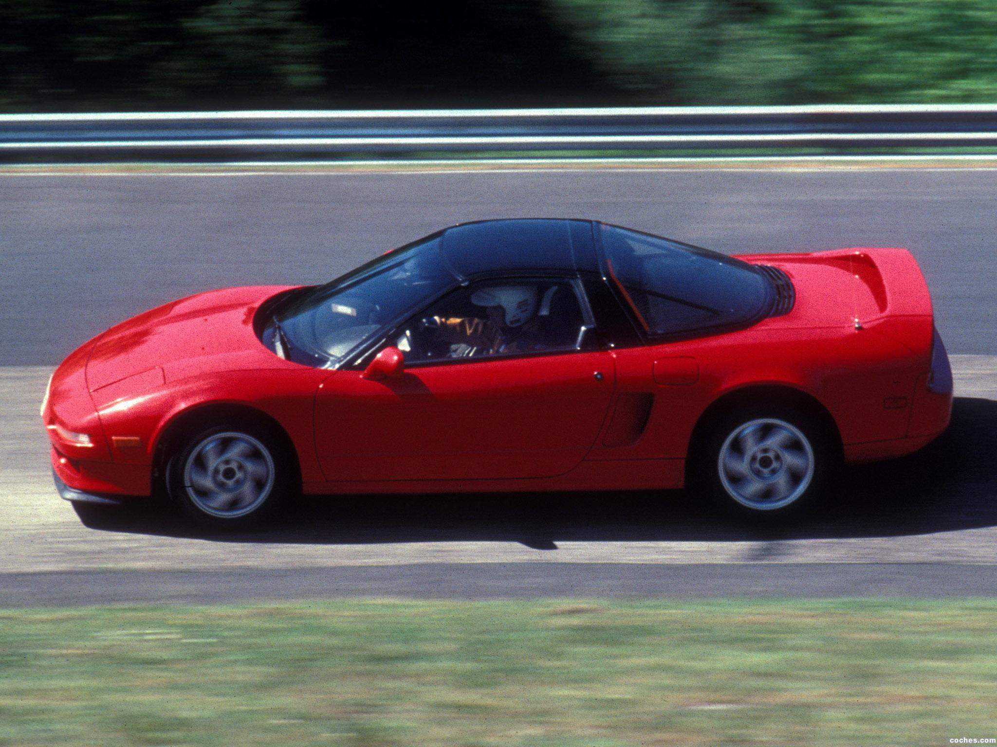 Foto 5 de Acura NSX Prototype 1989