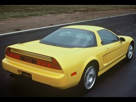 Ver foto 4 de Acura NSX-T 1995