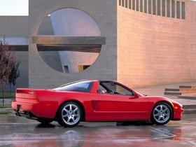 Ver foto 2 de Acura NSX-T 1995