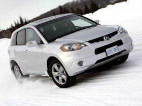 Ver foto 3 de Acura RDX 2008