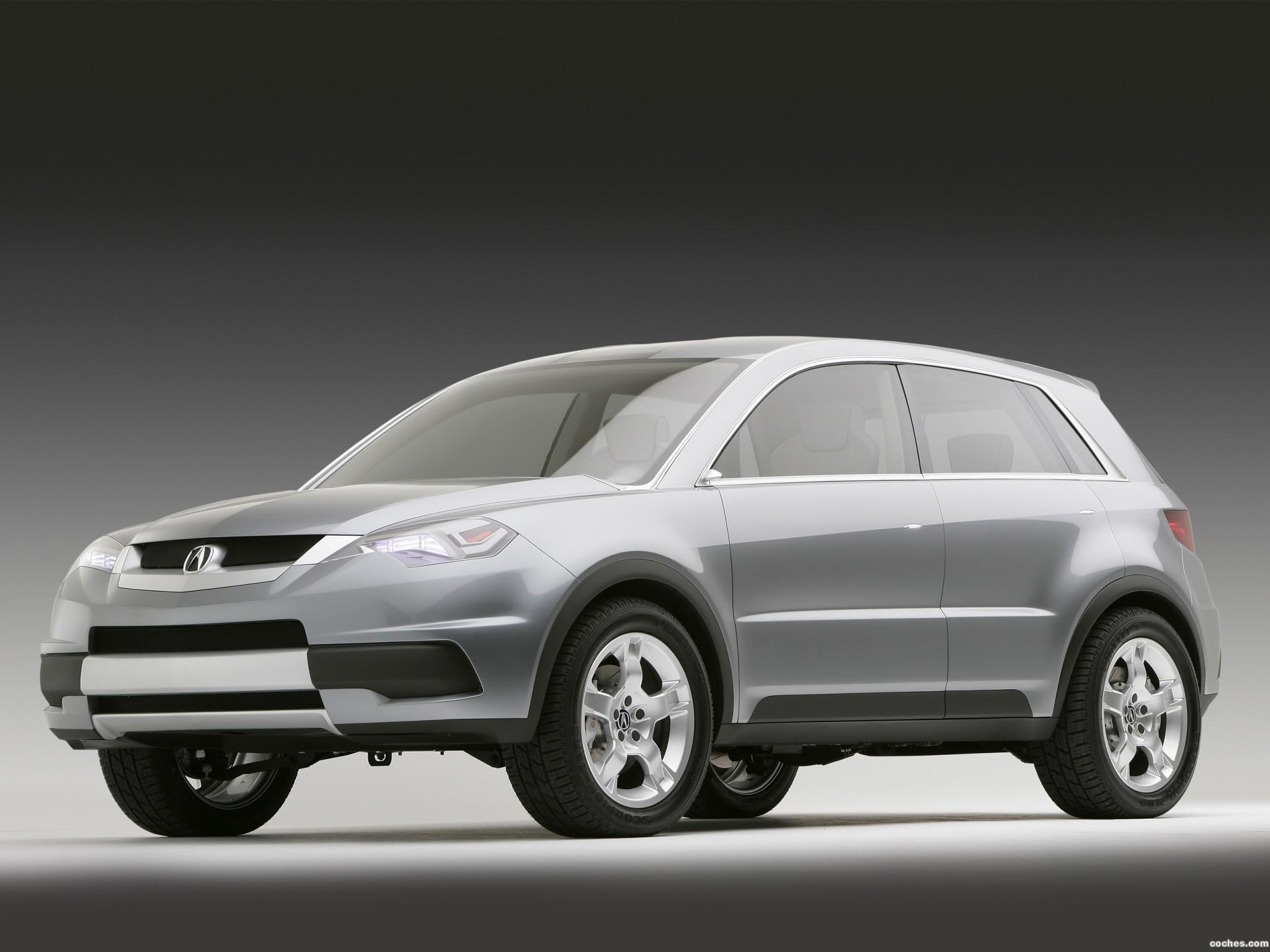 Foto 0 de Acura RDX Concept 2005