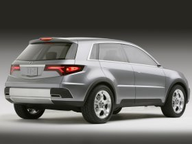 Ver foto 6 de Acura RDX Concept 2005