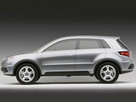 Ver foto 4 de Acura RDX Concept 2005