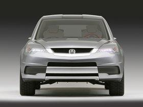 Ver foto 11 de Acura RDX Concept 2005
