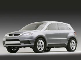 Ver foto 10 de Acura RDX Concept 2005