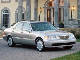 Ver foto 7 de Acura RL 1996
