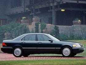 Ver foto 4 de Acura RL 1996