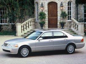 Ver foto 3 de Acura RL 1996