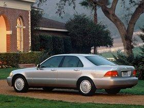 Ver foto 2 de Acura RL 1996