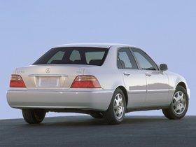 Ver foto 4 de Acura RL 1999