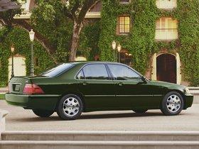 Ver foto 3 de Acura RL 1999