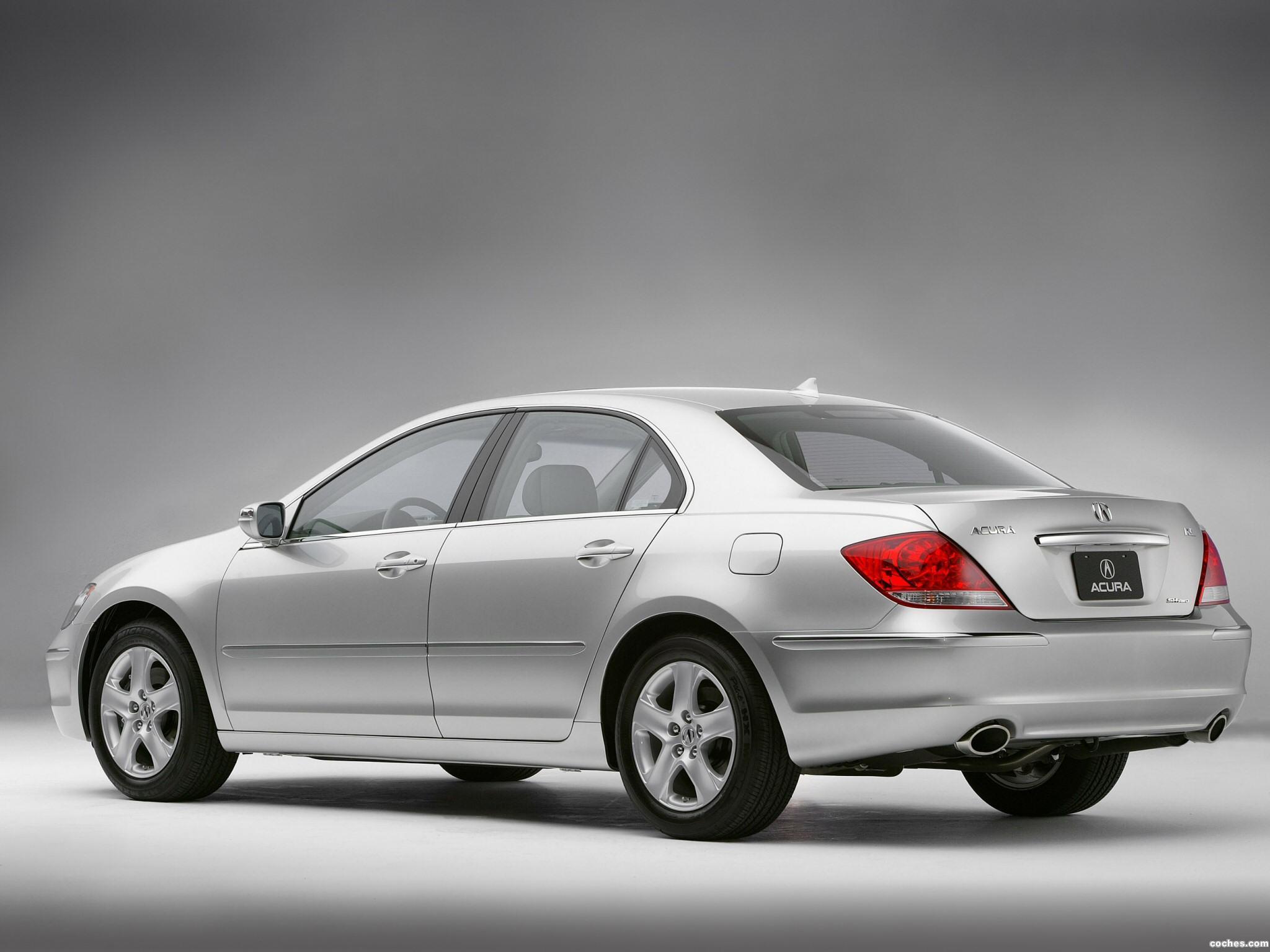 Foto 46 de Acura RL 2005