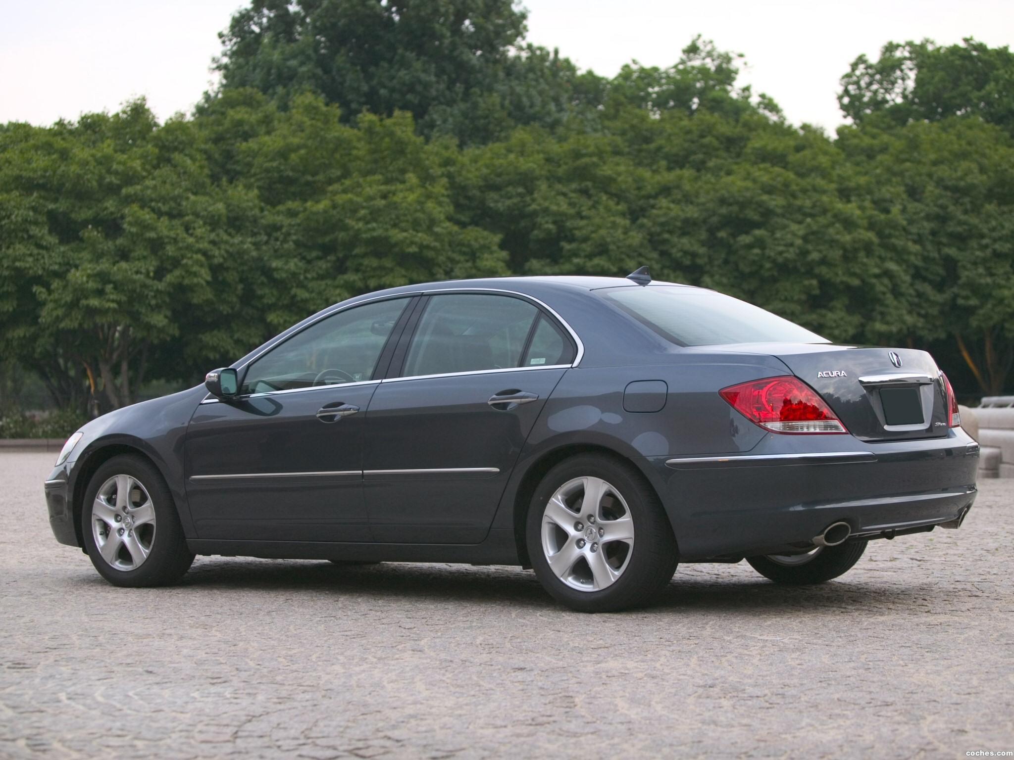 Foto 43 de Acura RL 2005
