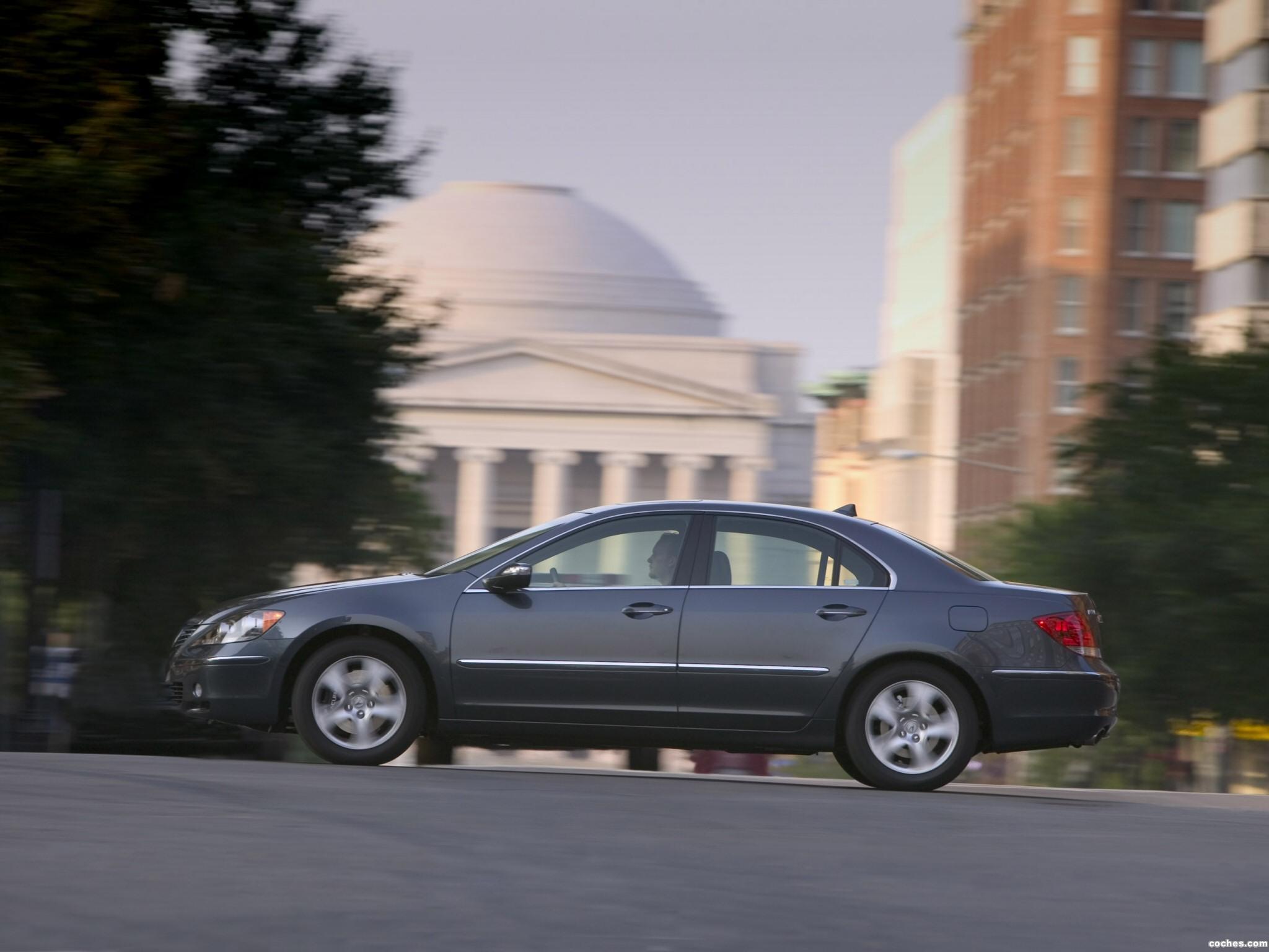 Foto 76 de Acura RL 2005