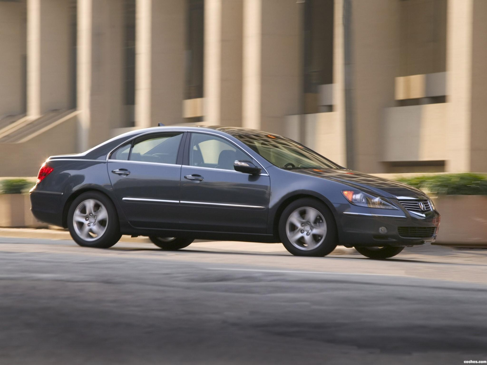 Foto 75 de Acura RL 2005