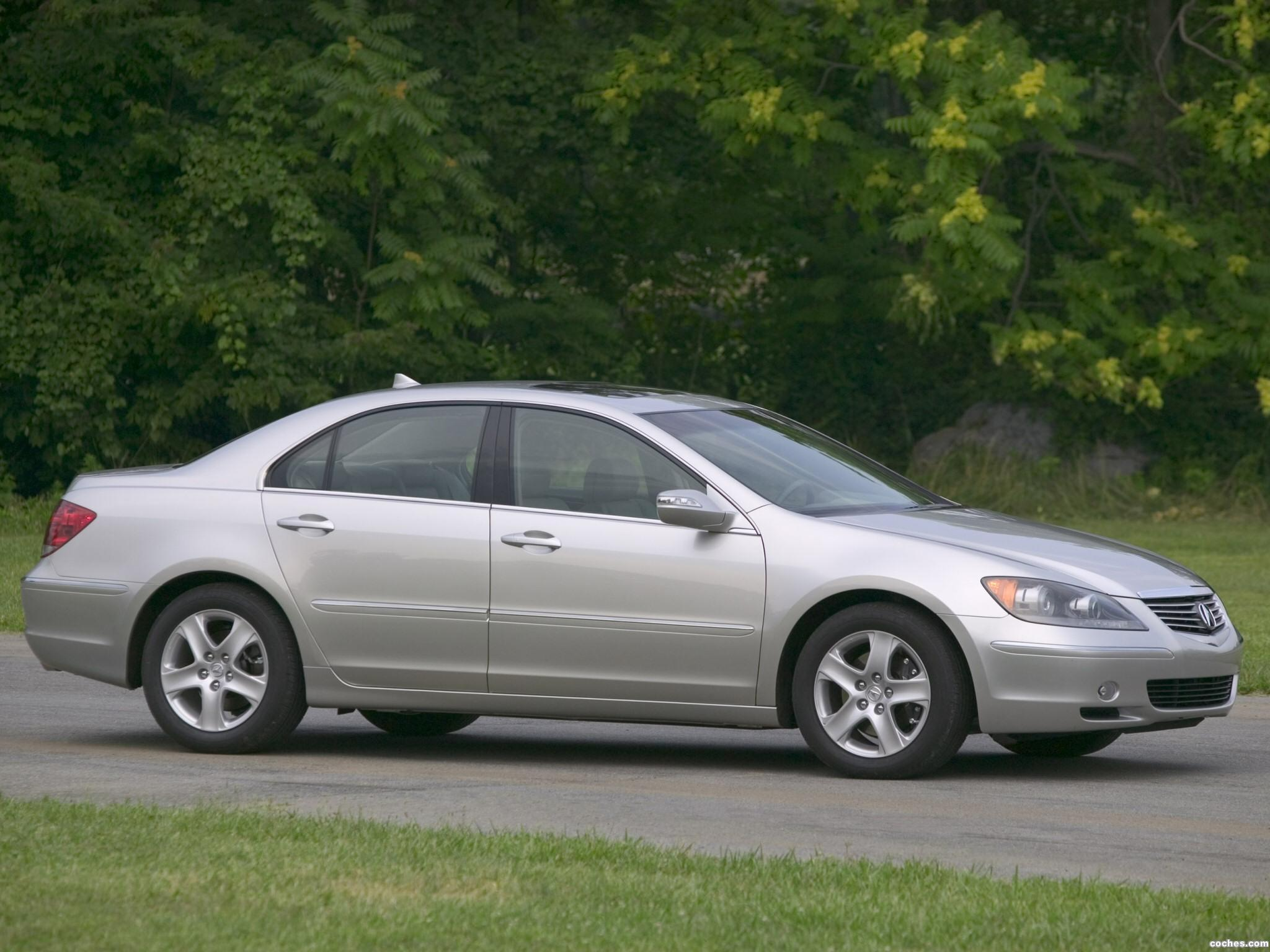 Foto 72 de Acura RL 2005