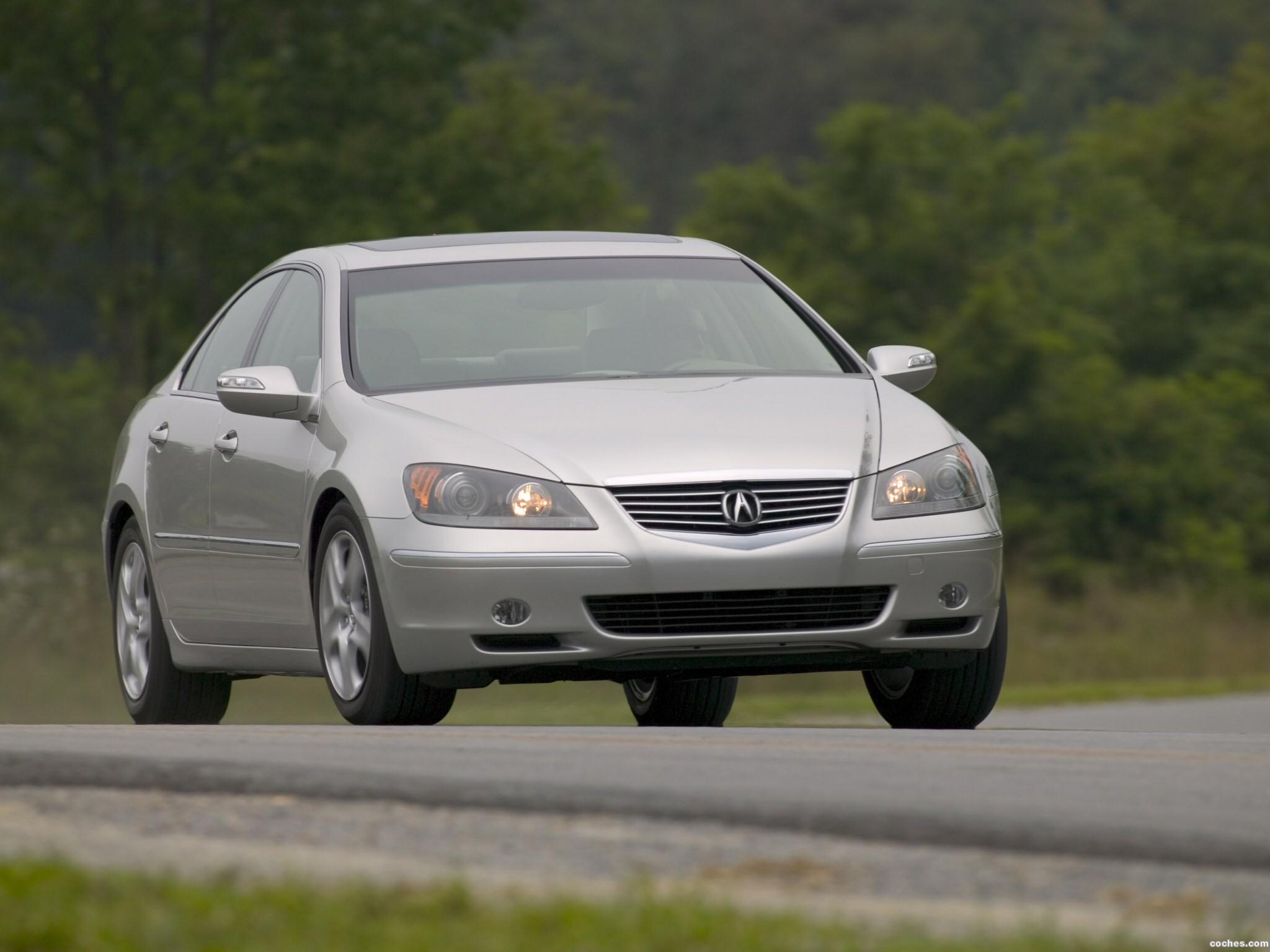 Foto 30 de Acura RL 2005