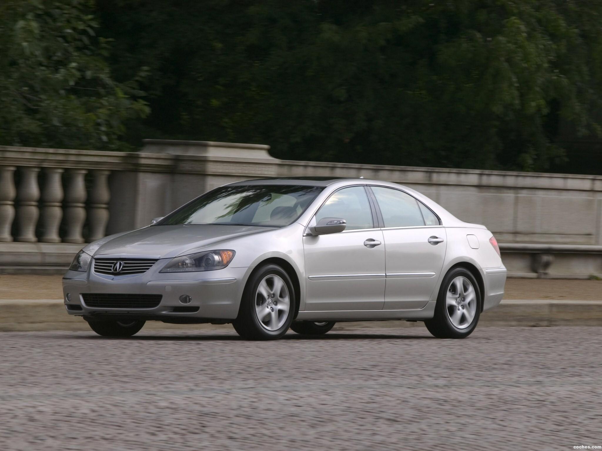 Foto 20 de Acura RL 2005