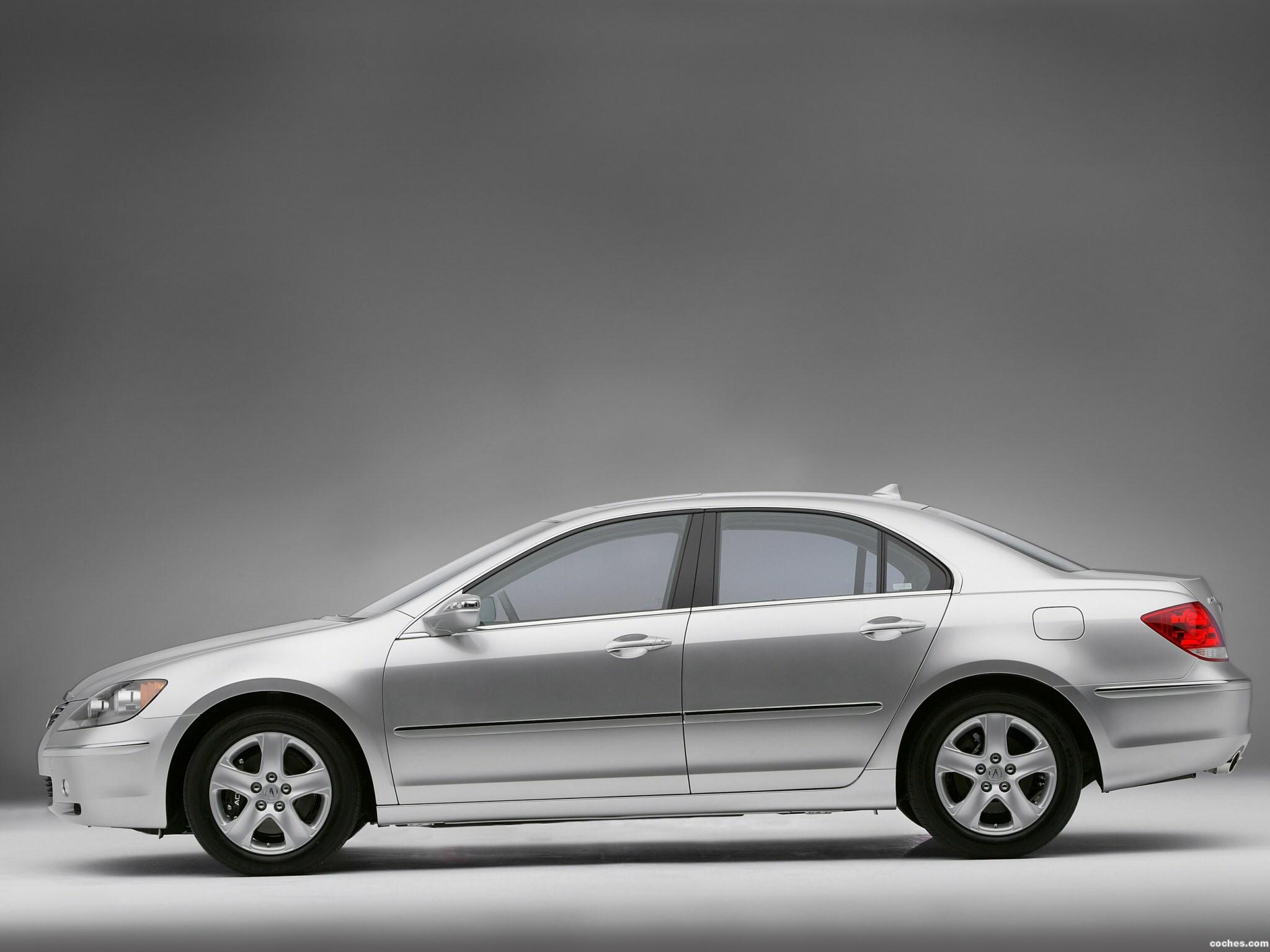 Foto 9 de Acura RL 2005