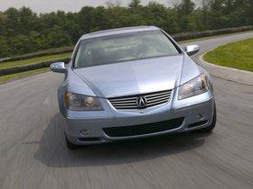 Ver foto 56 de Acura RL 2005