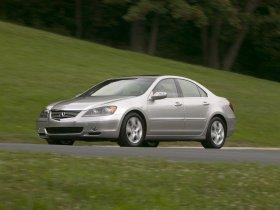 Ver foto 27 de Acura RL 2005
