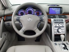 Ver foto 39 de Acura RL 2005