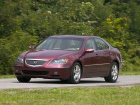 Ver foto 14 de Acura RL 2005