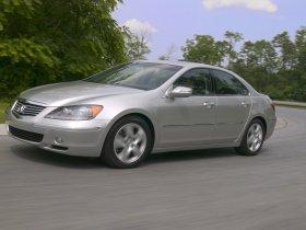 Ver foto 8 de Acura RL 2005