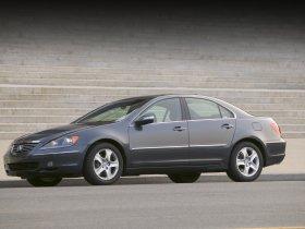 Ver foto 2 de Acura RL 2005