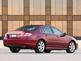 Ver foto 2 de Acura RL 2008
