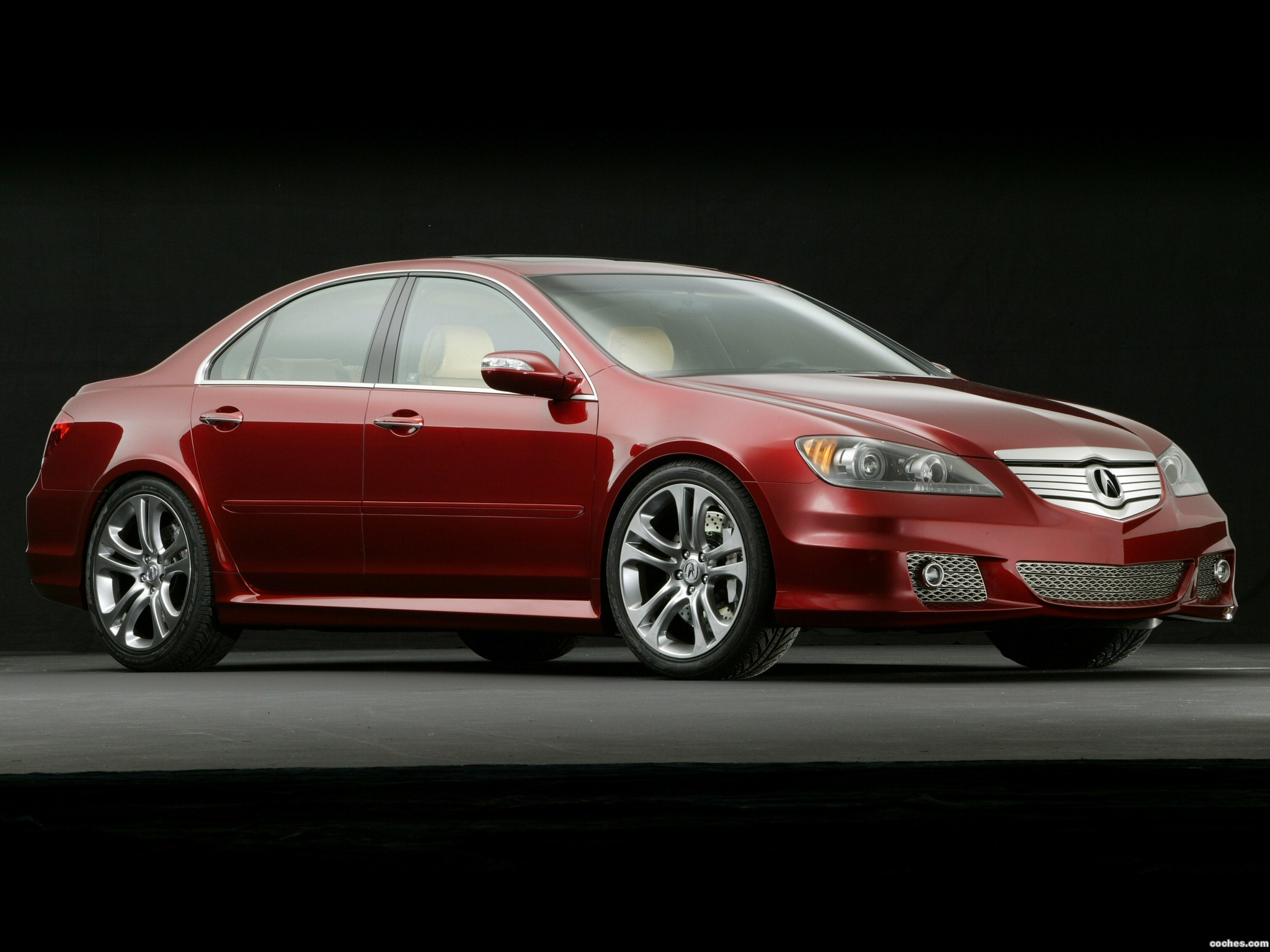 Foto 0 de Acura RL A-Spec Concept 2005