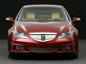 Ver foto 4 de Acura RL A-Spec Concept 2005