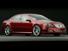 Fotos de Acura RL A-Spec Concept 2005