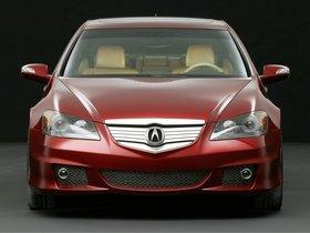 Ver foto 8 de Acura RL A-Spec Concept 2005
