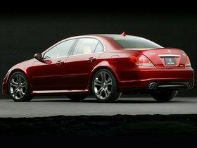 Ver foto 6 de Acura RL A-Spec Concept 2005