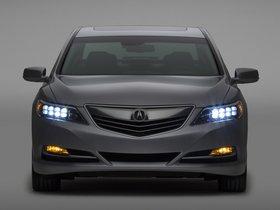 Ver foto 4 de Acura RLX 2013