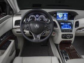 Ver foto 20 de Acura RLX Sport Hybrid SH AWD 2014