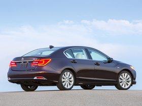 Ver foto 11 de Acura RLX Sport Hybrid SH AWD 2014
